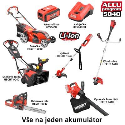 ACCU program - produkty
