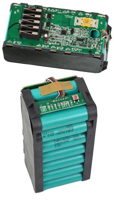 zapojení akumulátoru